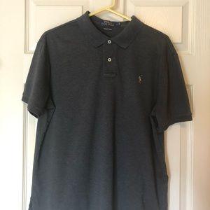 Polo Ralph Lauren Dark Gray polo shirt